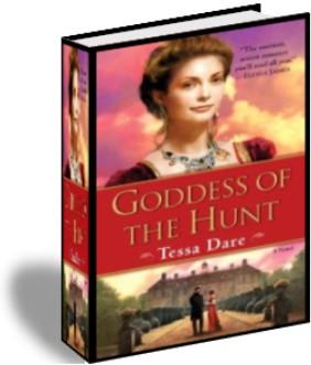 goddess of the hunt tessa dare pdf